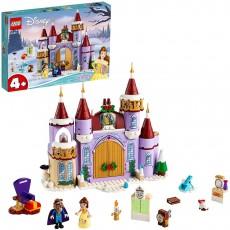 Sarbatoarea de iarna la Castelul Bellei (43180) - Lego Disney Princess