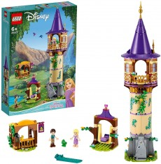 Turnul lui Rapunzel (43187) - Lego Disney Princess