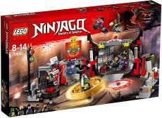 Cartierul General S.O.G (70640) - LEGO Ninjago