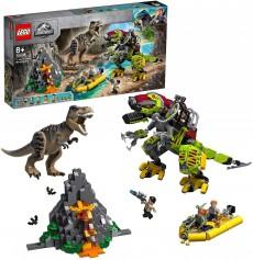 Lupta T. rex contra Dino-Mech (75938) - LEGO Jurassic World