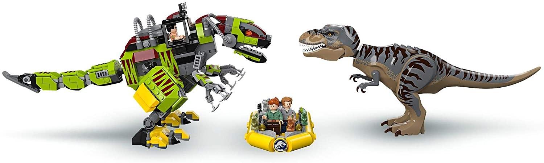 Lupta T. rex contra Dino-Mech (75938) - LEGO Jurassic World 2