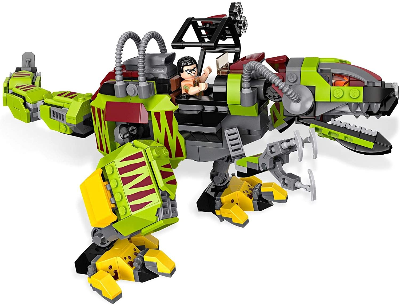 Lupta T. rex contra Dino-Mech (75938) - LEGO Jurassic World 3