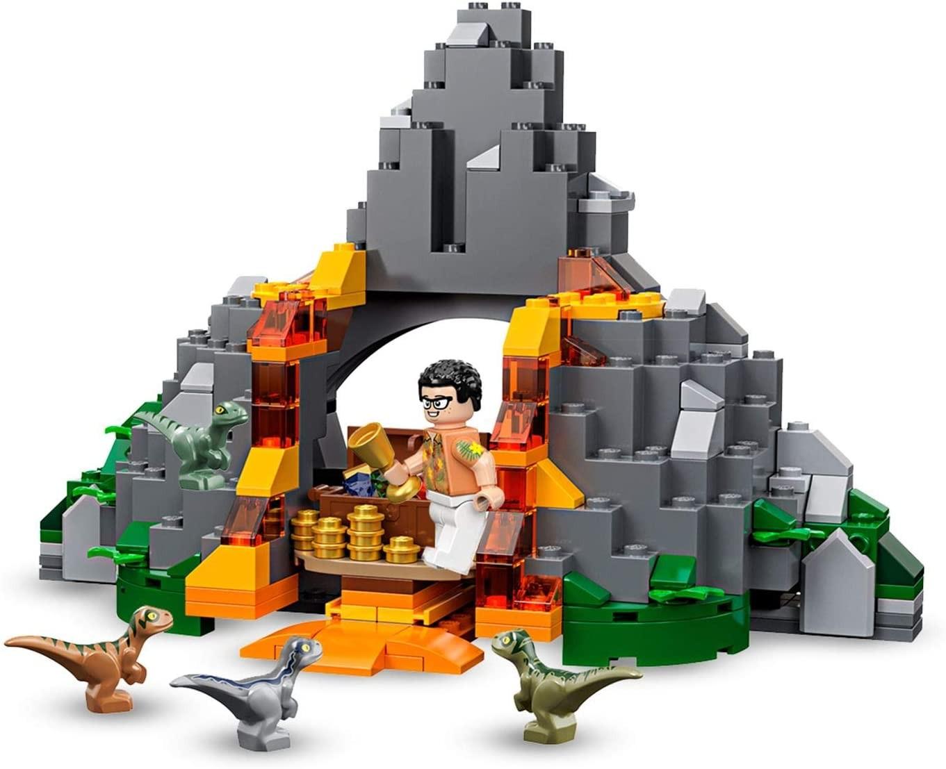 Lupta T. rex contra Dino-Mech (75938) - LEGO Jurassic World 4