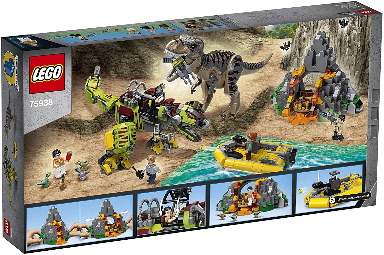 Lupta T. rex contra Dino-Mech (75938) - LEGO Jurassic World 6
