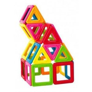 Magformers - Set magnetic de construit - Set de bază 30 piese 3