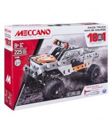 Meccano  Kit 10 in 1 - Camion - Set asamblare metal