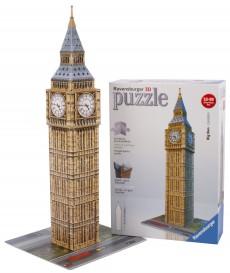 Puzzle 3D - Big Ben - 216 de piese - Ravensburger