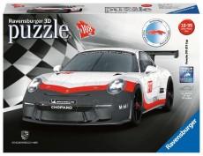 Puzzle 3D - Porcshe Gt3 Cup - 108 piese - Ravensburger
