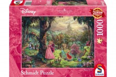 Puzzle - Frumoasa din Pădurea Adormită, 1000 piese