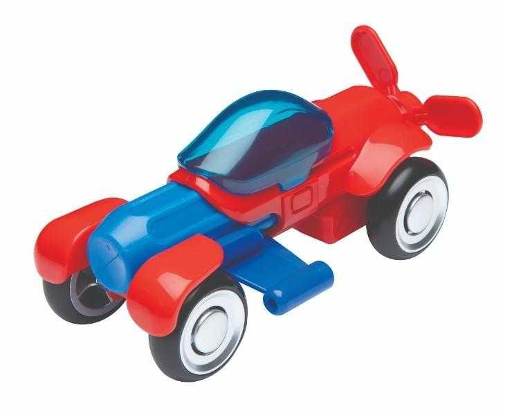 Stick-O - Joc cu magneti - Vehicule 5