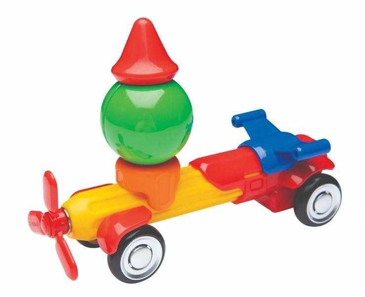 Stick-O - Joc cu magneti - Vehicule 6
