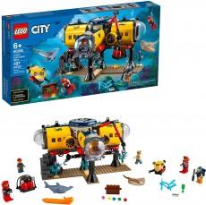 Baza de explorare a oceanului( 60265 )- LEGO City