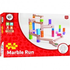 Marble Run - Labirint de lemn cu bile