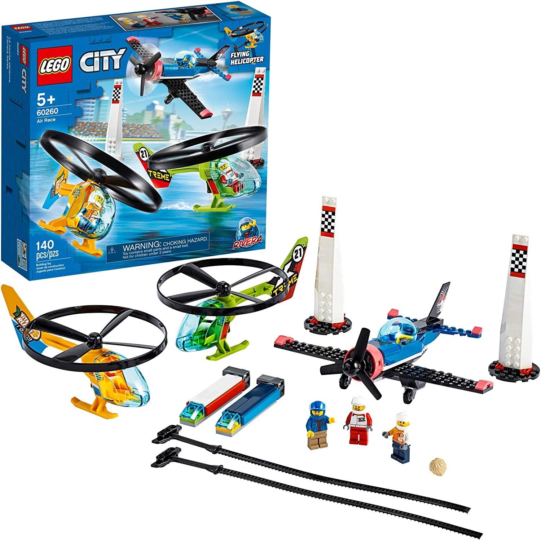 Cursa aeriana (60260) - LEGO City 1