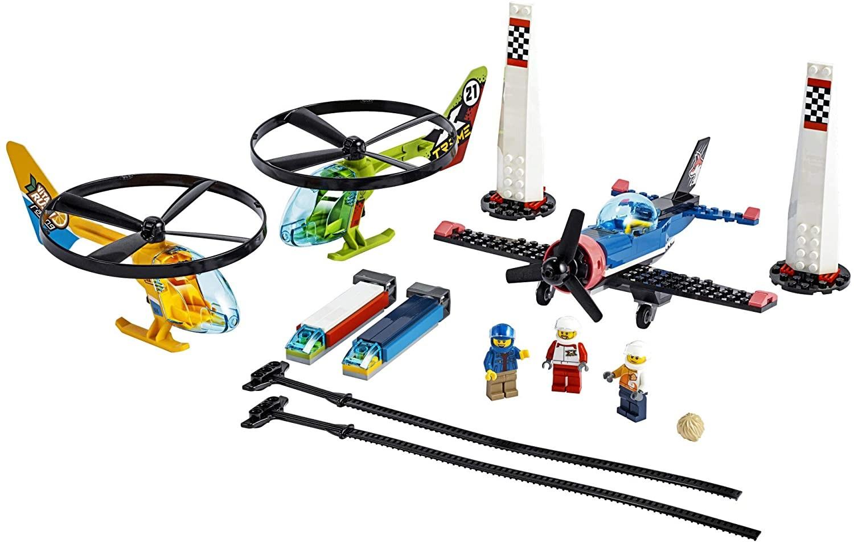 Cursa aeriana (60260) - LEGO City 2