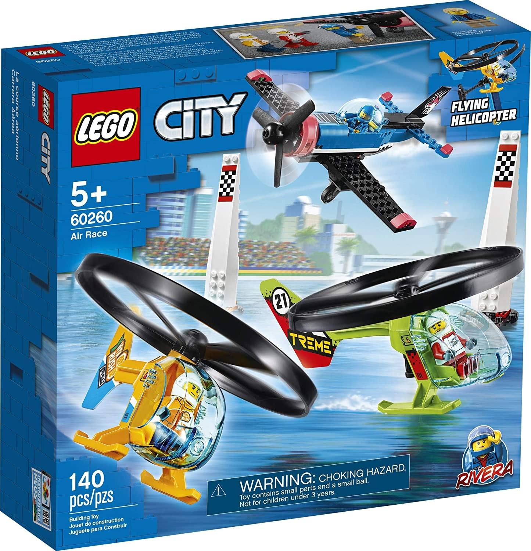 Cursa aeriana (60260) - LEGO City 4