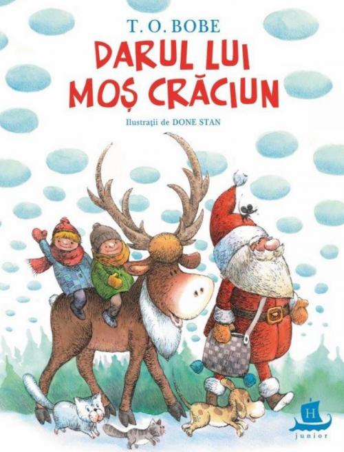 Darul lui Moş Crăciun - T.O. Bobe, Done Stan