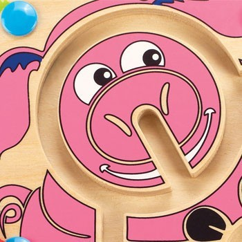 Labirint magnetic - Ferma distractivă - Hape  5