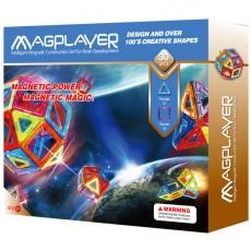 Construcţii magnetice - Designer - set 30 piese