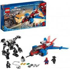 Spiderjet contra Robotul Venom (76150) - LEGO Marvel Super Heroes