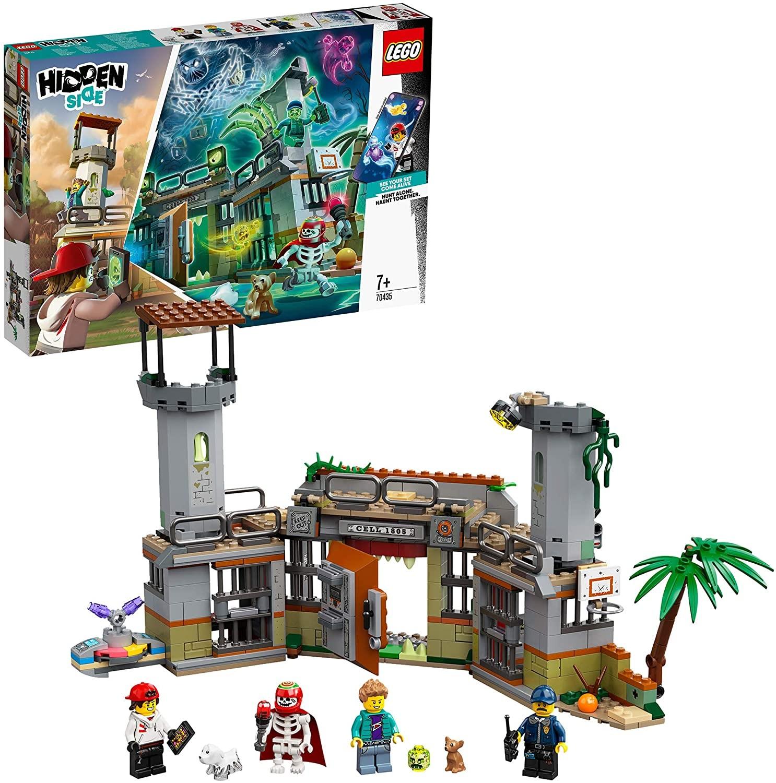 Inchisoarea abandonata din Newbury (70435) - LEGO Hidden Side 1