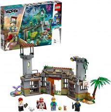 Inchisoarea abandonata din Newbury (70435) - LEGO Hidden Side