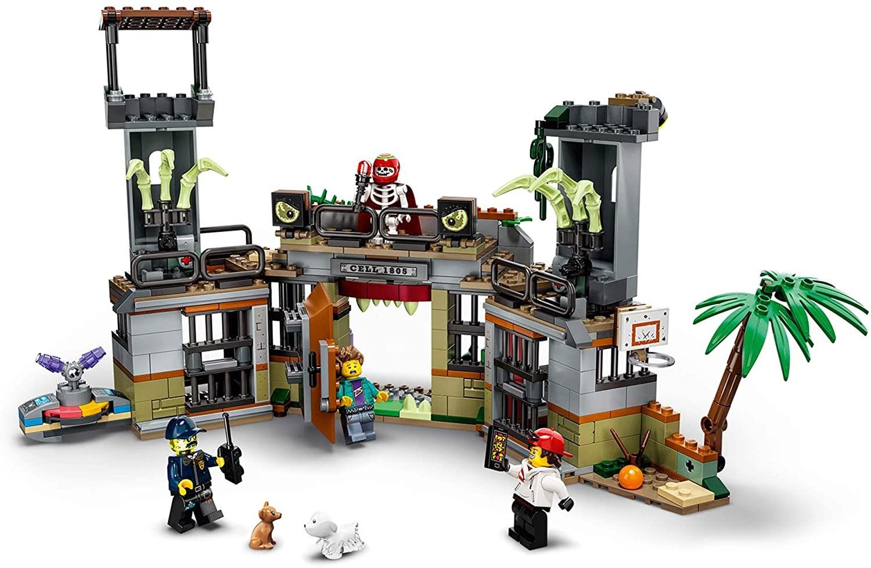Inchisoarea abandonata din Newbury (70435) - LEGO Hidden Side 2