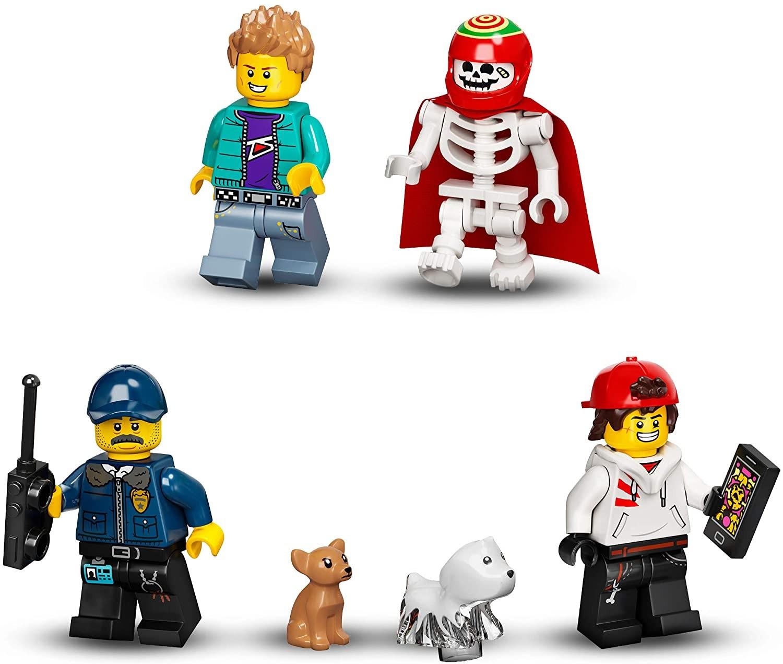 Inchisoarea abandonata din Newbury (70435) - LEGO Hidden Side 4