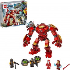 Iron Man Hulkbuster contra AIM. Agent (76164) - LEGO Marvel Super Heroes