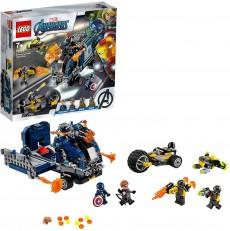 Razbunatorii - distrugerea camionului (76143) - LEGO Marvel Super Heroes