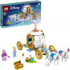 Trasura regala a Cenusaresei (43192) - Lego Disney Princess