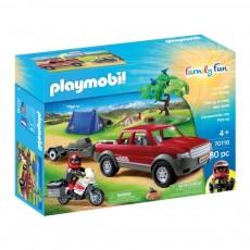 Set Camping - Playmobil Family Fun - PM70116