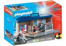 Statie De Politie - Playmobil City Action -  PM5689