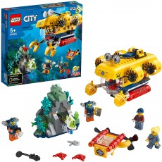 Submarin de explorare (60264) - LEGO City