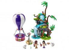 Salvarea tigrului cu balonul (41423) - LEGO Friends