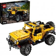 Jeep Wrangler (42122) - LEGO Technic
