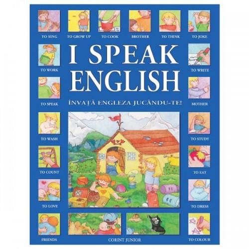 I speak english. Invata engleza jucandu-te! - Aurelia Bestagno, Jenny Cappello