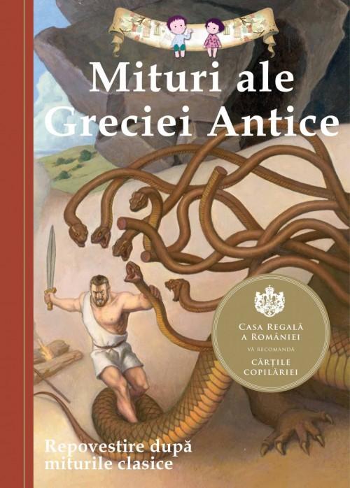Mituri ale Greciei Antice - Diane Namm, Eric Freeberg