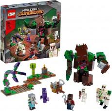 Monstrul din jungla (21176) - LEGO Minecraft