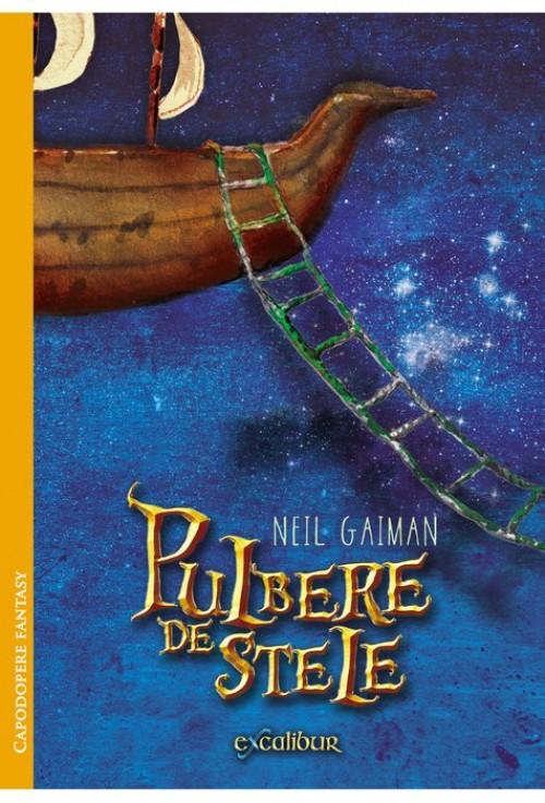 Pulbere de stele - Neil Gaiman, Irina Dobrescu