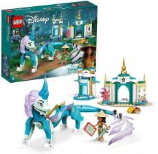 Raya si Dragonul Sisu (43184) - LEGO Disney Raya and the last Dragon