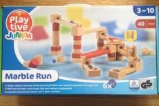 Mega Marble Run - Labirint cu bile