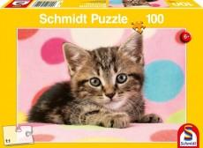 Puzzle - Pisicuta - 100 de piese