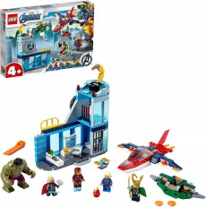 Furia Razbunatorilor impotriva lui Loki (76152) - LEGO Marvel Super Heroes