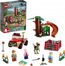 Evadarea Dinozaurului Stygimoloch (76939) - LEGO Jurassic World